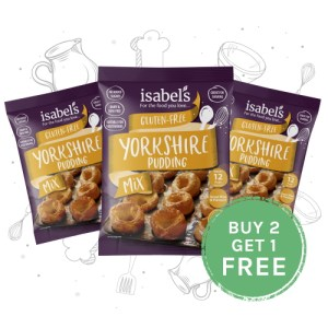 best gluten free Yorkshire Pudding