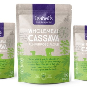 Cassava flour multi pack