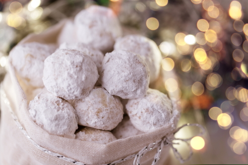 gluten free Greek cookies