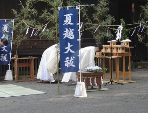 H28夏越大祓(諫早神社)_7