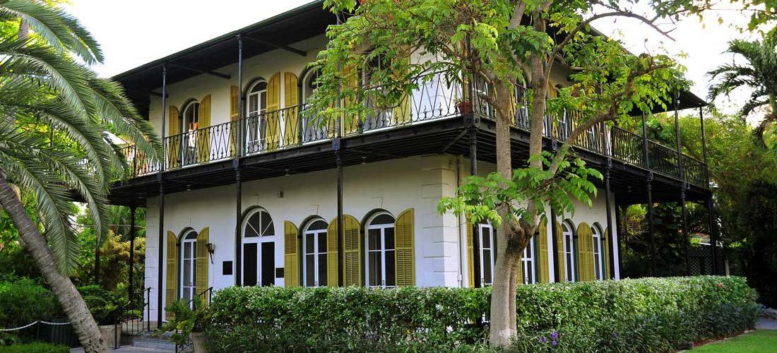 La casa di Hemingway a Key West  Isalei  Agenzia viaggi