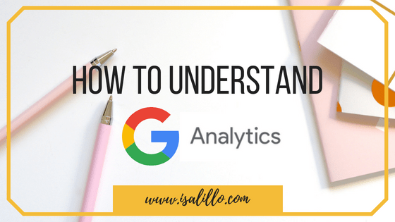 how to understand google analytics