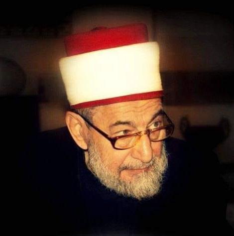 أ.د. نور الدين عتر رحمه الله تعالى