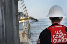 Oil spill affects Louisiana Gulf Coast.