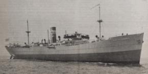 Το νεότευκτο φορτηγό «Ηλίας Γ. Κουλουκουντής», ένα από τα ωραιότερα αποκτήματα του Εμπορικού Ναυτικού κατά την δεκαετία του 1930, κατά την διάρκεια των δοκιμών του στα ναυπηγεία «Shorth Brothers» στο Sunderland. To πλοίο ήταν τύπου «shelter-deck» και είχε ναυπηγηθεί σύμφωνα με όλους τους αυστηρούς κανονισμούς ναυπήγησης της Βρετανίας αλλά και του Καναδά. [Ναυτικά Χρονικά, αρ. 179, 1 Ιουνίου 1938]