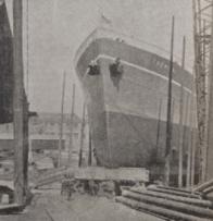 Το α/π «Θεμώνη» ναυπηγήθηκε στο Σάντερλαντ από τα ναυπηγεία «W. Doxford and Sons Ltd», για λογαριασμό της εταιρείας «Κάσος» της Σύρου. Το πλοίο ήταν τύπου «shelter-deck», με μήκος 130,7 μέτρα, πλάτος 17,5 και ικανότητας φορτίου 10.000 τόνων. [Ναυτικά Χρονικά, αρ. 182, 15 Ιουλίου 1938]