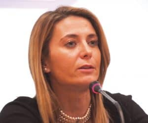 1. Mariella Bottiglieri Green, Managing Director & Chartering Manager, Giuseppe Bottiglieri Shipping Company Spa