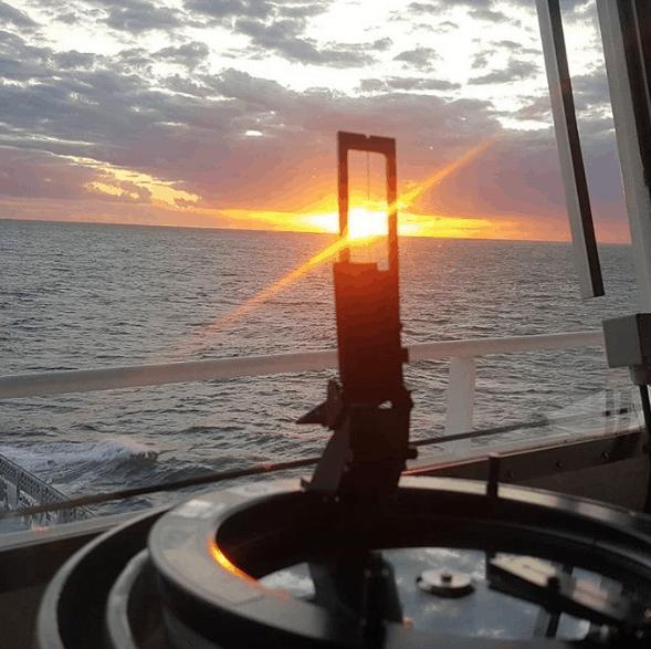 2. Sunset spotting. Credits to Grigoris Zarafonitis