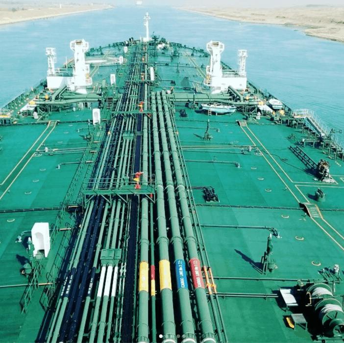 2. At Suez Canal. Credits to John Sideris