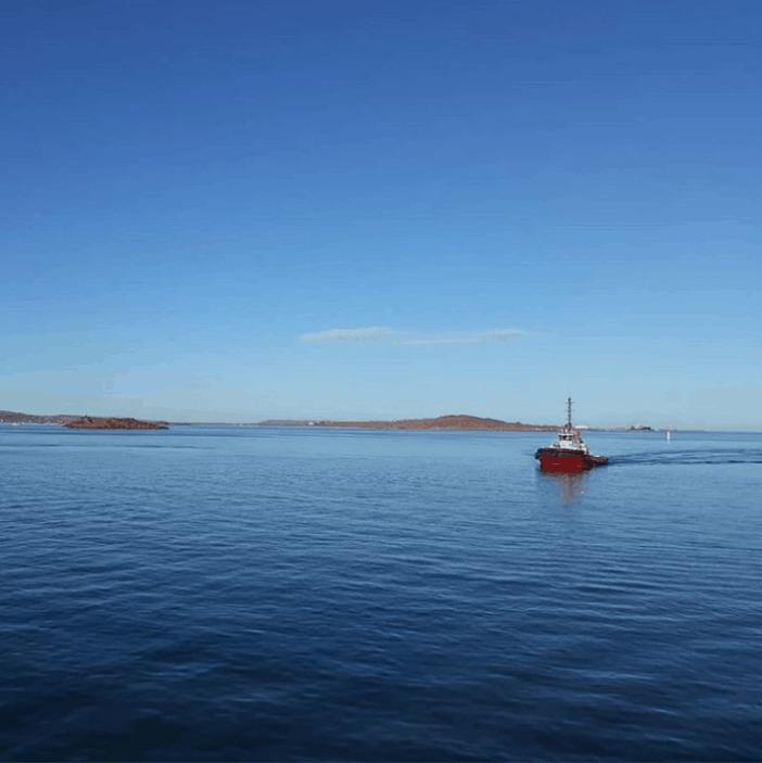 6. Tugboat. Credits to Petros Bachas