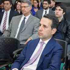 Ο Πρόεδρος του Hellenic Mediterranean Panel της INTERTANKO, κ. Βασίλης Μπακολίτσας.