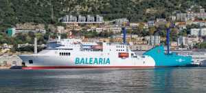Ferry boat με καύσιμα LNG