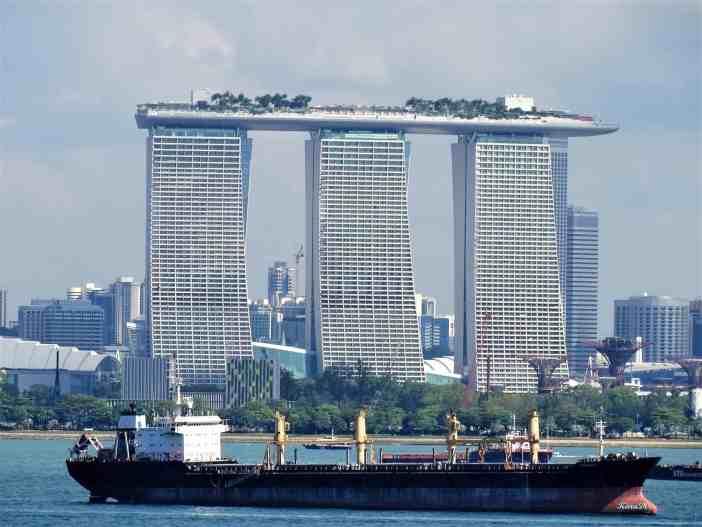 3. Singapore. Credits to Dionisios Karavias