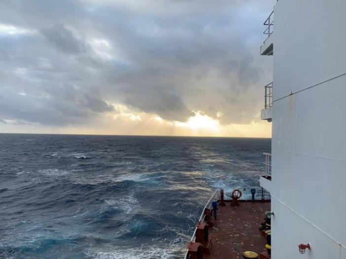 5. Rough sea. Credits to Aggelos Glykas