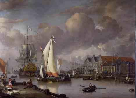NETHERLANDS-HOORN-RIETSCHHOF