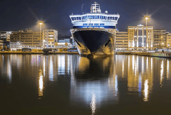 2. Port of Piraeus. Credits to Ioannis Avramidis