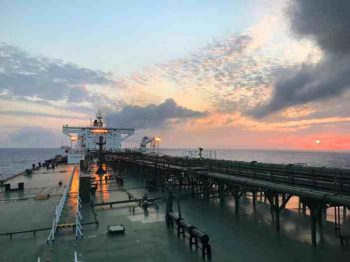 5. Cloudy horizon. Credits to Capt Athanasios Moschos