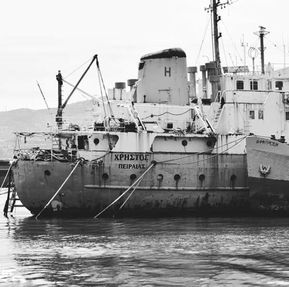1. Nostalgic Piraeus. Credits to Panndim