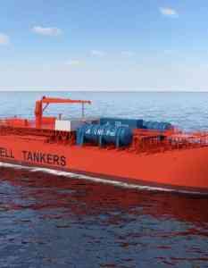 Καινοτομίες προς μια ναυτιλία μηδενικών εκπομπών