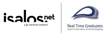 isalos & RTG Logo organisers