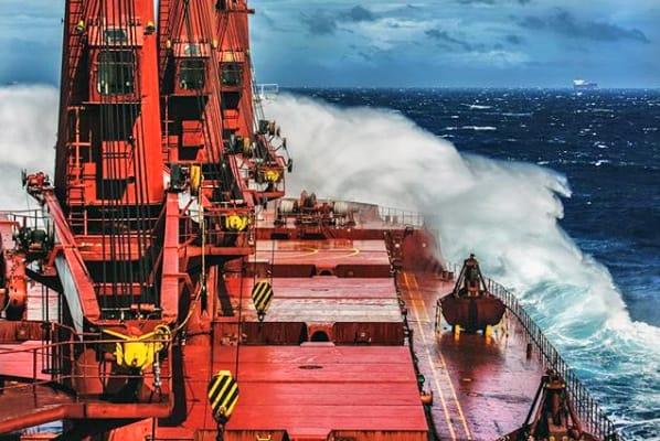 1. You may take a seafarer out of the sea but you will never take the sea out of the seafarer. Credits to Marino Zeljković