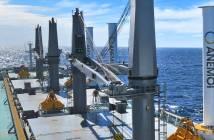 Περιστρεφόμενοι κύλινδροι προς τη βελτιστοποίηση της ενεργειακής απόδοσης πλοίων