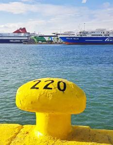 θαλάσσιων μεταφορών