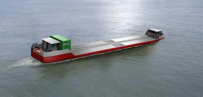 Η Ευρώπη επενδύει στο υδρογόνο ως εναλλακτικό καύσιμο για εμπορικά πλοία