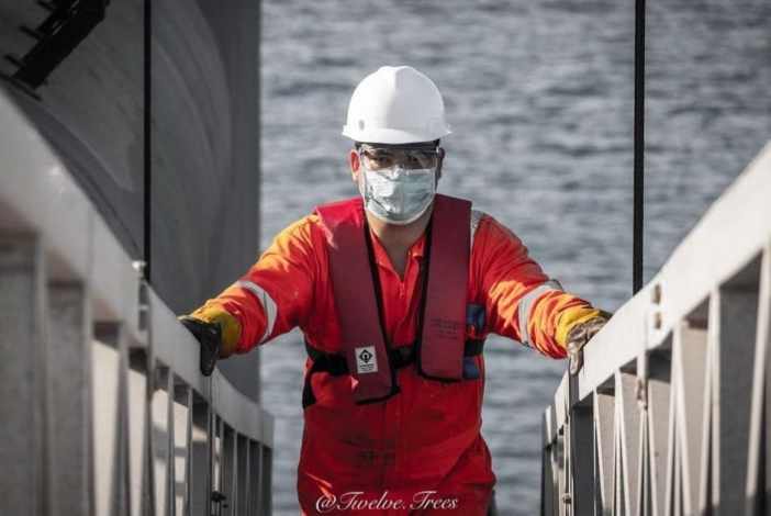 6. Seaman life during Covid-19 Credits to Twelve.trees_photography