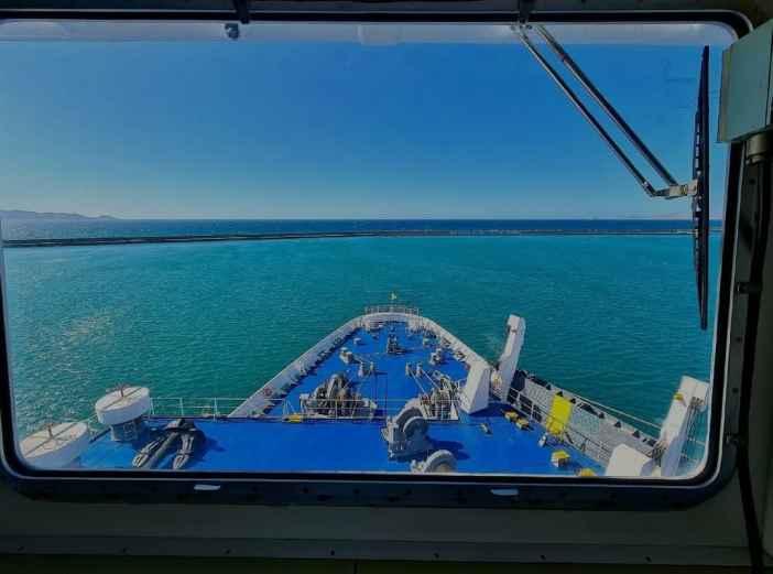 2. Cruise time Credits to Aristeidis Koronaios