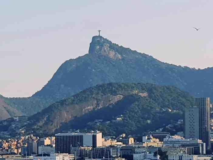 6. Christ the Redeemer of Rio de Janeiro Credits to Capt. Stylianos Bimpasis