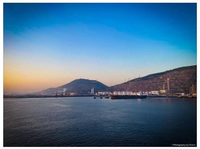 6. Bilbao port  Credits to Christos Charanas