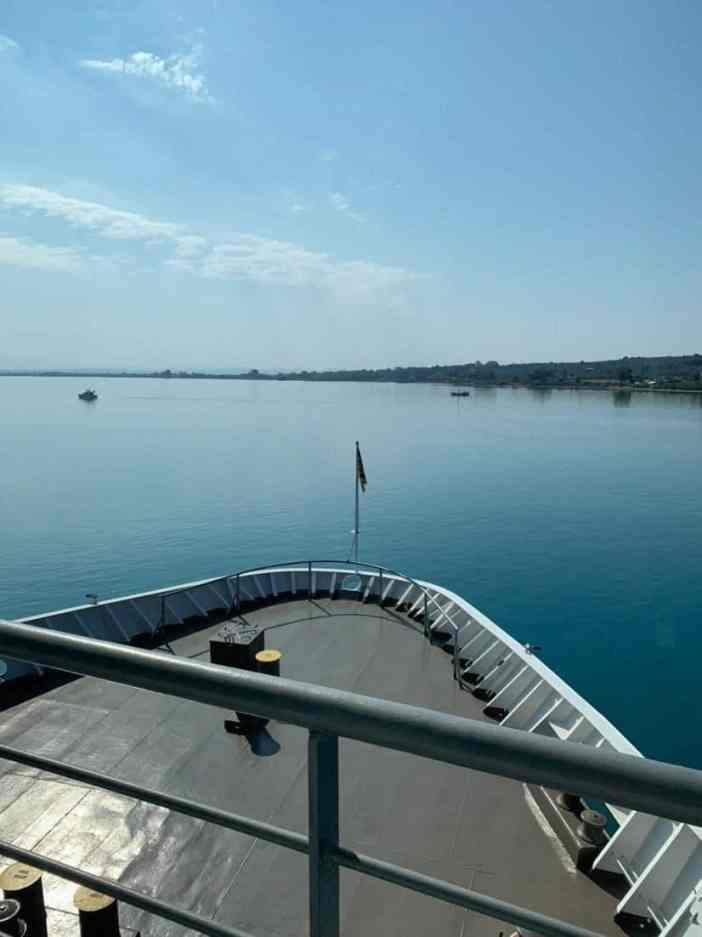 Clear horizon Credits to Vasileios Dionysios Karargyrhs