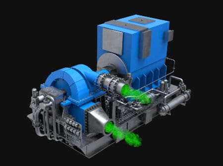 Ένα καινοτόμο σύστημα για τη μείωση των εκπομπών των FSRUs