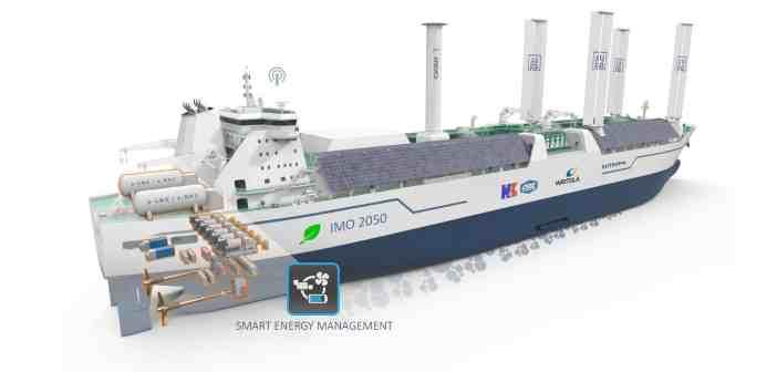 Μια νέα κοινοπραξία εστιάζει στην ανάπτυξη των πλοίων μεταφοράς LNG του μέλλοντος