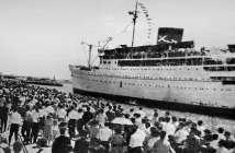Υπερωκεάνιο «Πατρίς»: Το θρυλικό πλοίο που ένωσε την Ελλάδα με την Αυστραλία