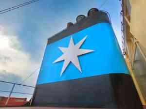 Προηγμένη τεχνολογία αερολίπανσης σε containership της Maersk