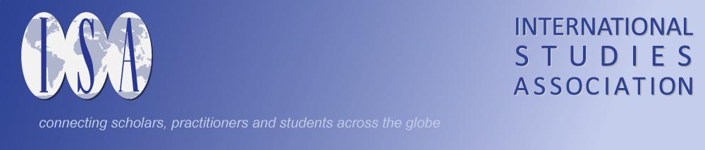 ISA: The International Studies Association