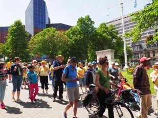 Walk with Refugees 2015