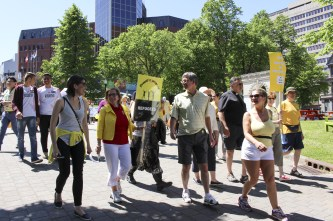 Walk with Refugees 098