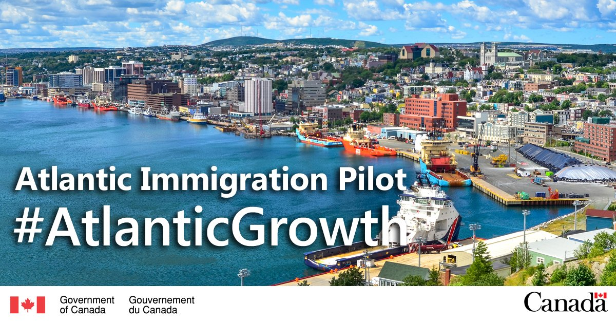 Atlantic Immigration Pilot