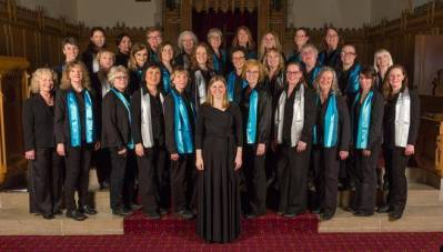Aeolian Singers inspired by the current state of world affairs, partner with ISANS