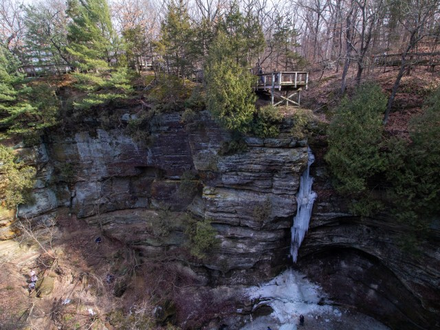 Overlooks at Starved Rock State Park
