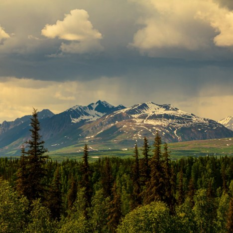 Dalton Highway – Boring drive to Arctic Circle