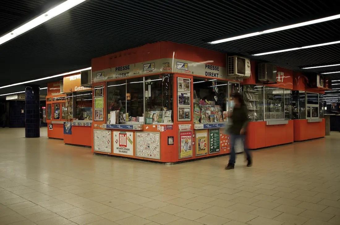 Marienplatz Sperrengeschoss ISARBLOG 09