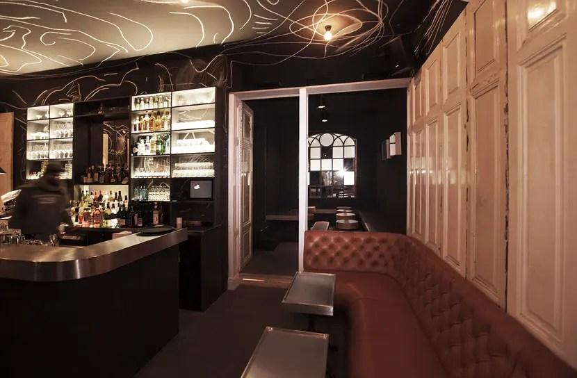 James T Hunt Bar, München Schwabing | Lange Nacht der Architekten 2013 | Foto: Arnold / Werner Architekten
