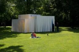 Martin Pfeifle HAW Pavillon, München 2013