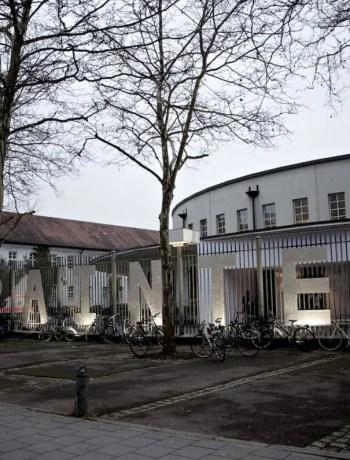 UNPAINTED media art fair 2014 im Münchner Postpalast | Foto: ISARBLOG
