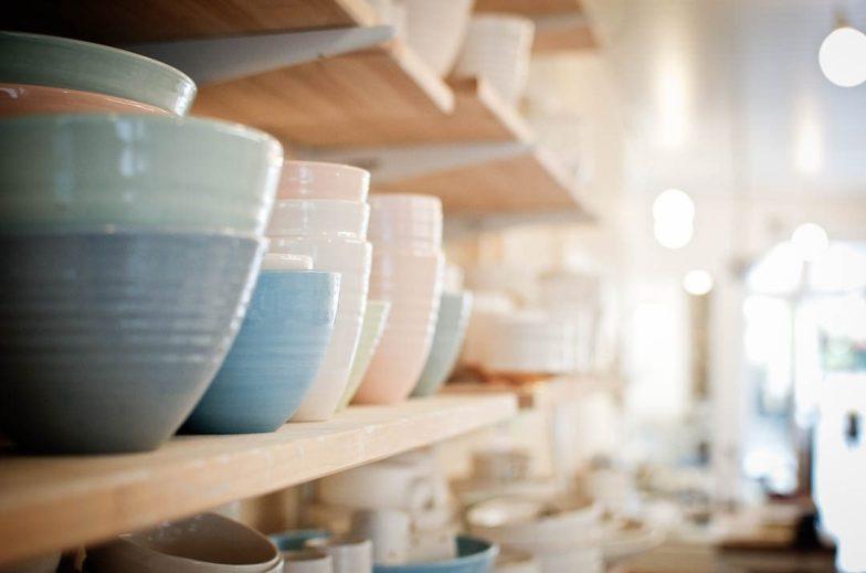 Keramik von Annika Schüler - Foto ISARBLOG