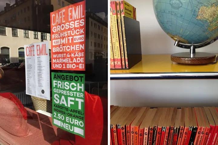 Emil Cafe Lounge München